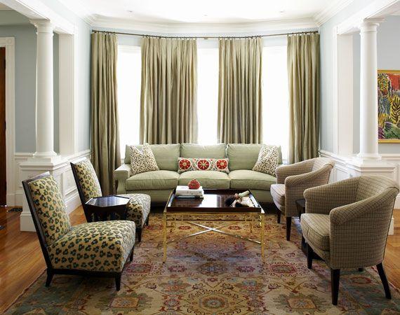 Living Room   JILL LITNER KAPLAN INTERIORS