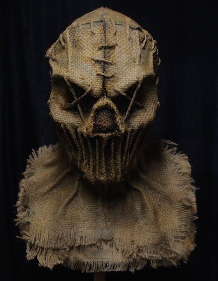Scarecrow Masks - Grim Stitch Factory