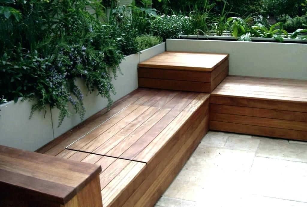 Backyard Wooden Benches Outdoor Wood Bench Seating Patio And