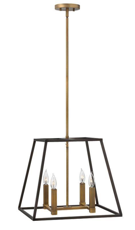 Fulton Chandelier by Hinkley Lighting | 3334BZ