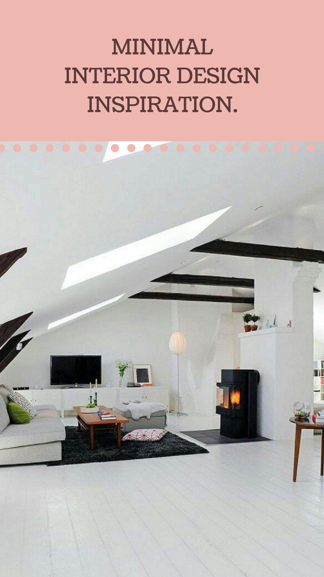 minimal interior design inspiration my home is my imaginarium rh pinterest com