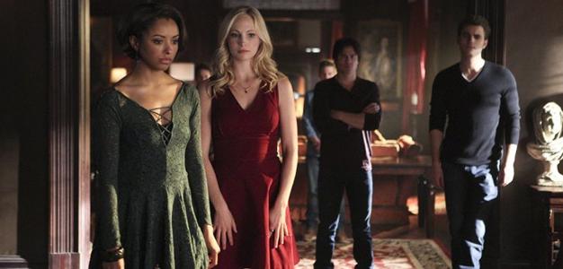 Vampire Diaries sem Elena