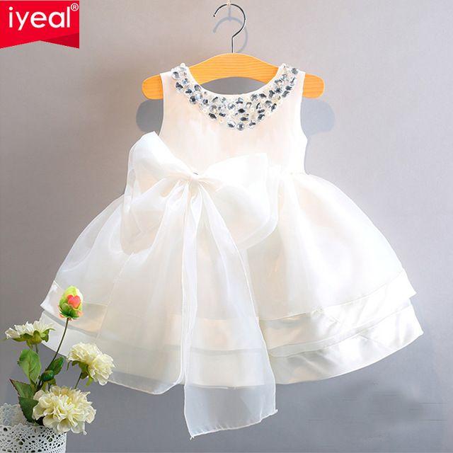 a83c472c0 De Calidad superior Nuevo Chicas Vestidos Del Desfile Para Los Niños Del  Bebé de La Princesa Vestidos floristas Niños Partido Formal de La Boda  vestido de ...