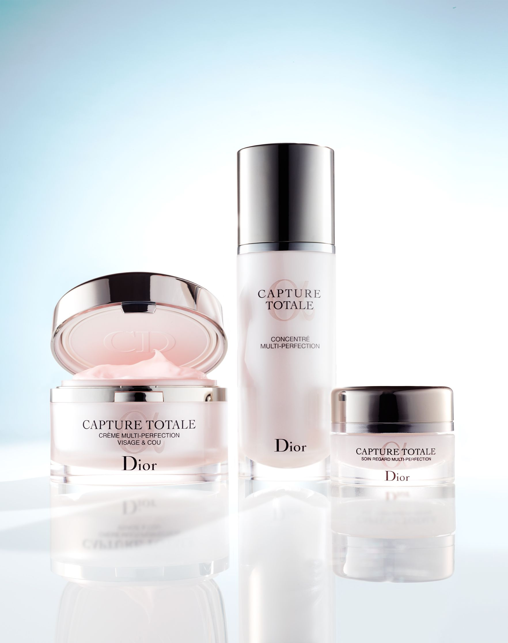 Dior Capture Totale Global Age-Defying Collection