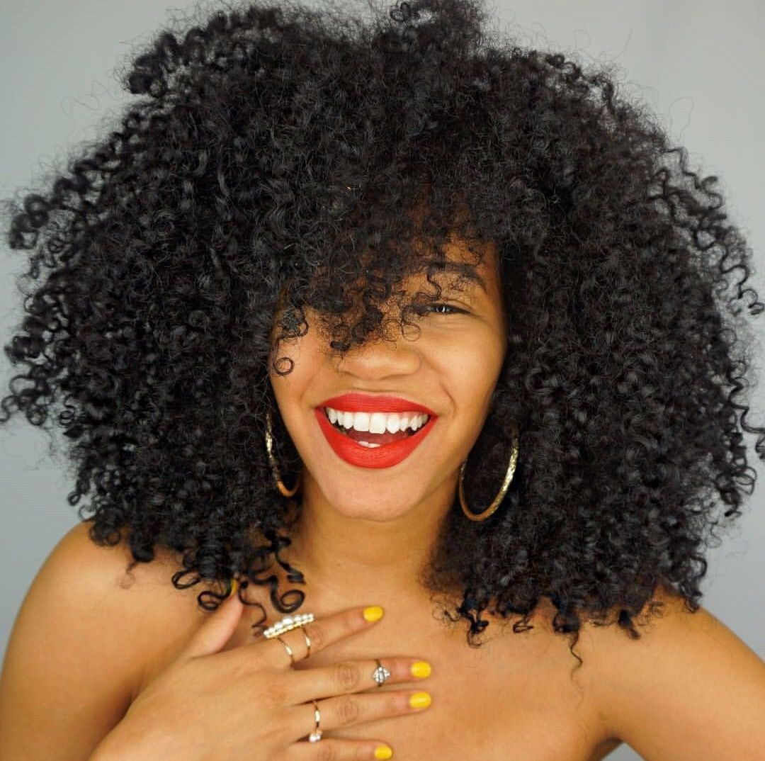 African American Natural Hairstyles Natural Hair Curls African American  Curly Wavy Liquid Pearls