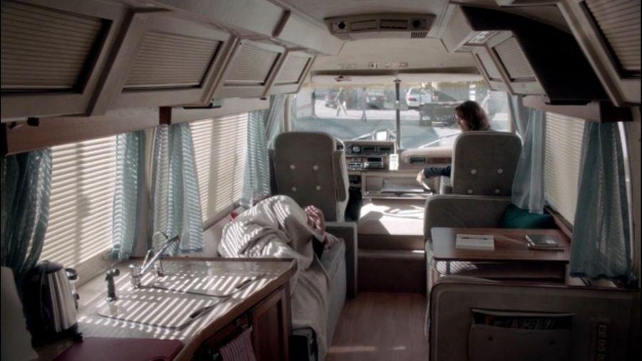 L Airstream The Mentalist Jisbon True Love The