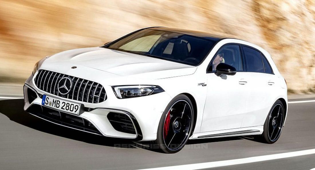 Carscoops Breaking Car News Scoops Reviews Mercedes A45 Amg Mercedes Amg Mercedes A45