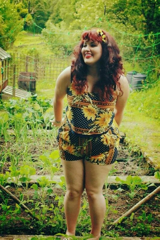 69f4e16800 16 Plus Size Women In Short Shorts To Serve As Your Unapologetic Style Inspo  — PHOTOS