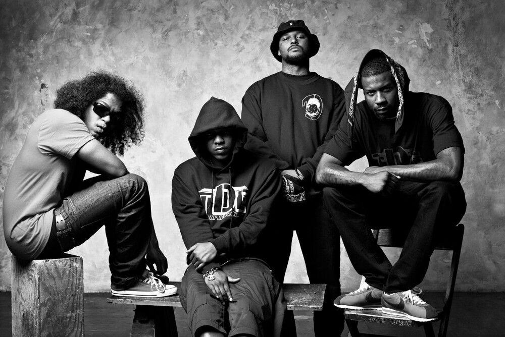 Tde Top Dawg Ent Black Hippy Bet Hip Hop Awards Hip Hop Awards