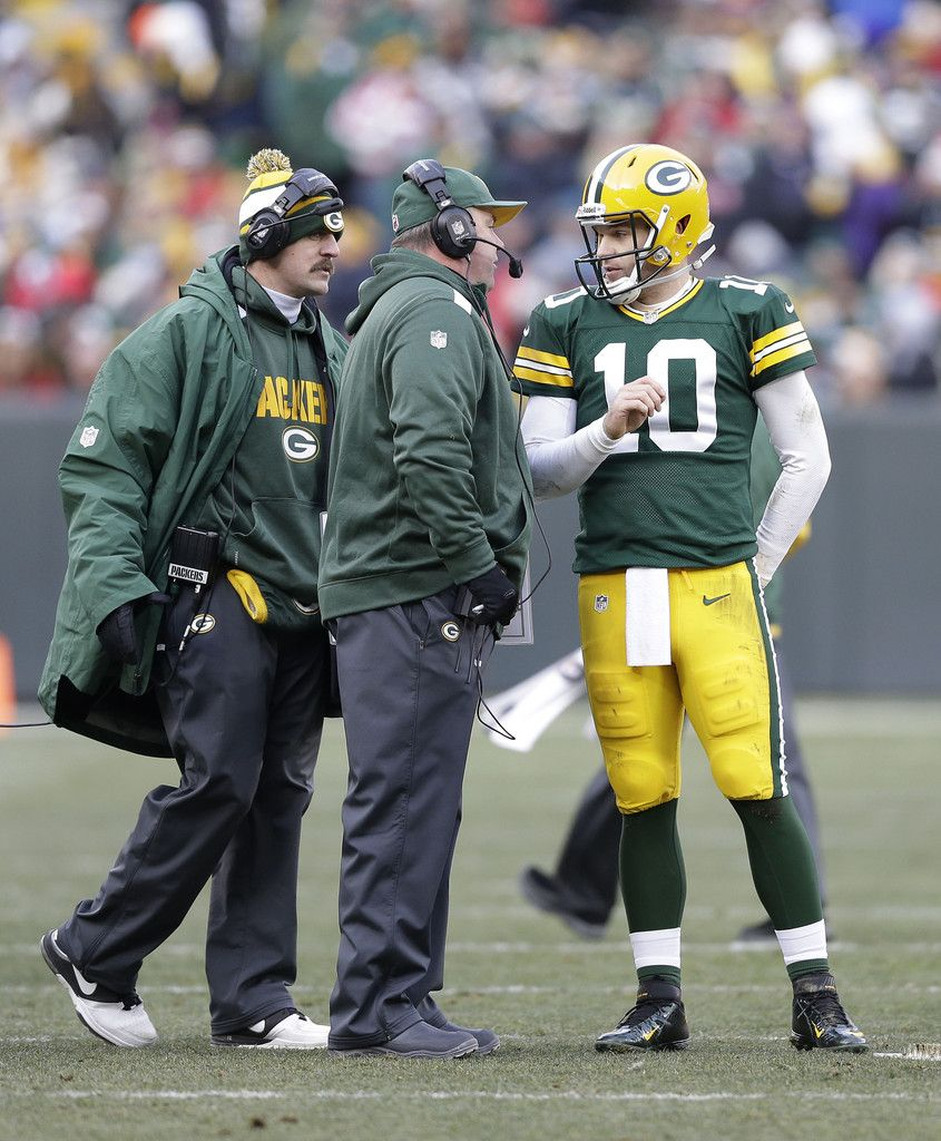 Aaron Rodgers Photos Photos Minnesota Vikings V Green Bay Packers Green Bay Packers Packers Matt Flynn