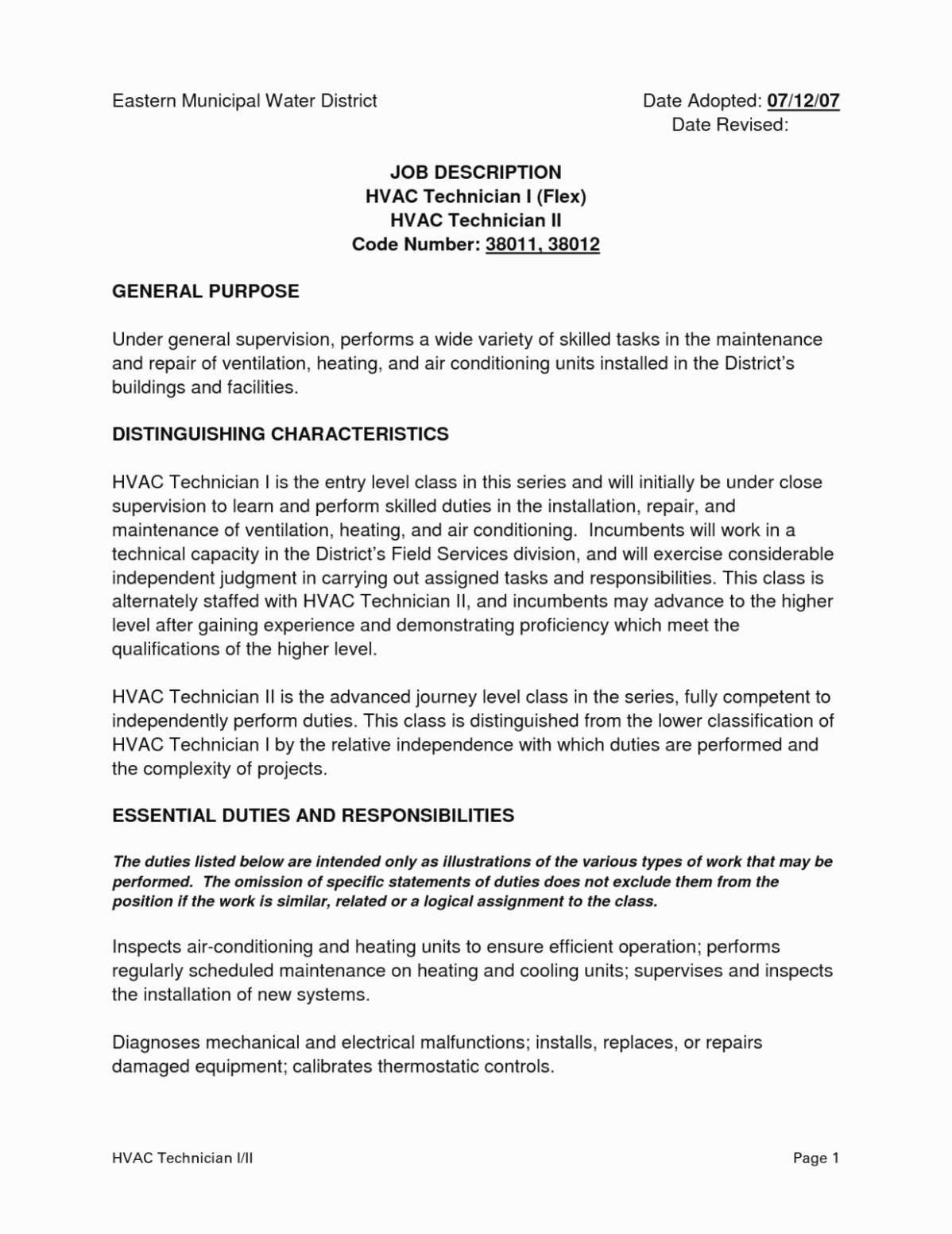 Lube Technician Job Description Resume Unique Automotive ...