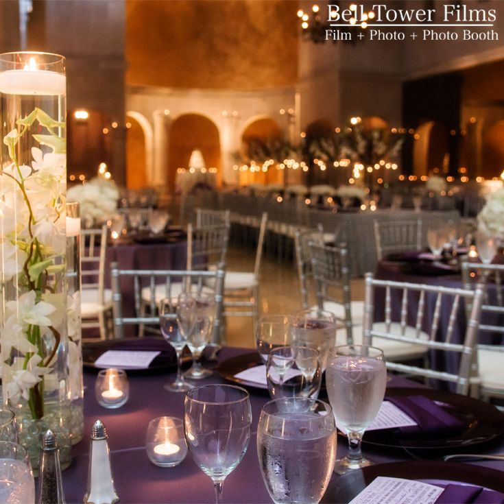 What a gorgeous reception! Our Candela Ballroom is such a ...
