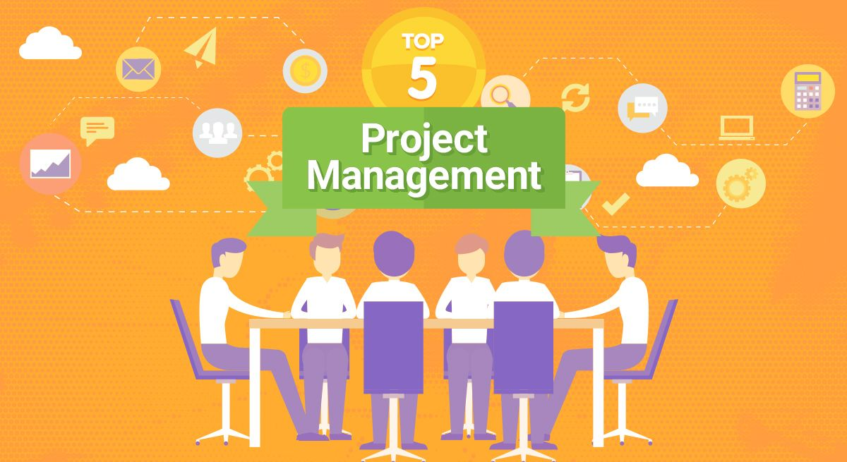The Top 5 Online Project Management Software And Why They Rock Project Management Accounting Programs Management