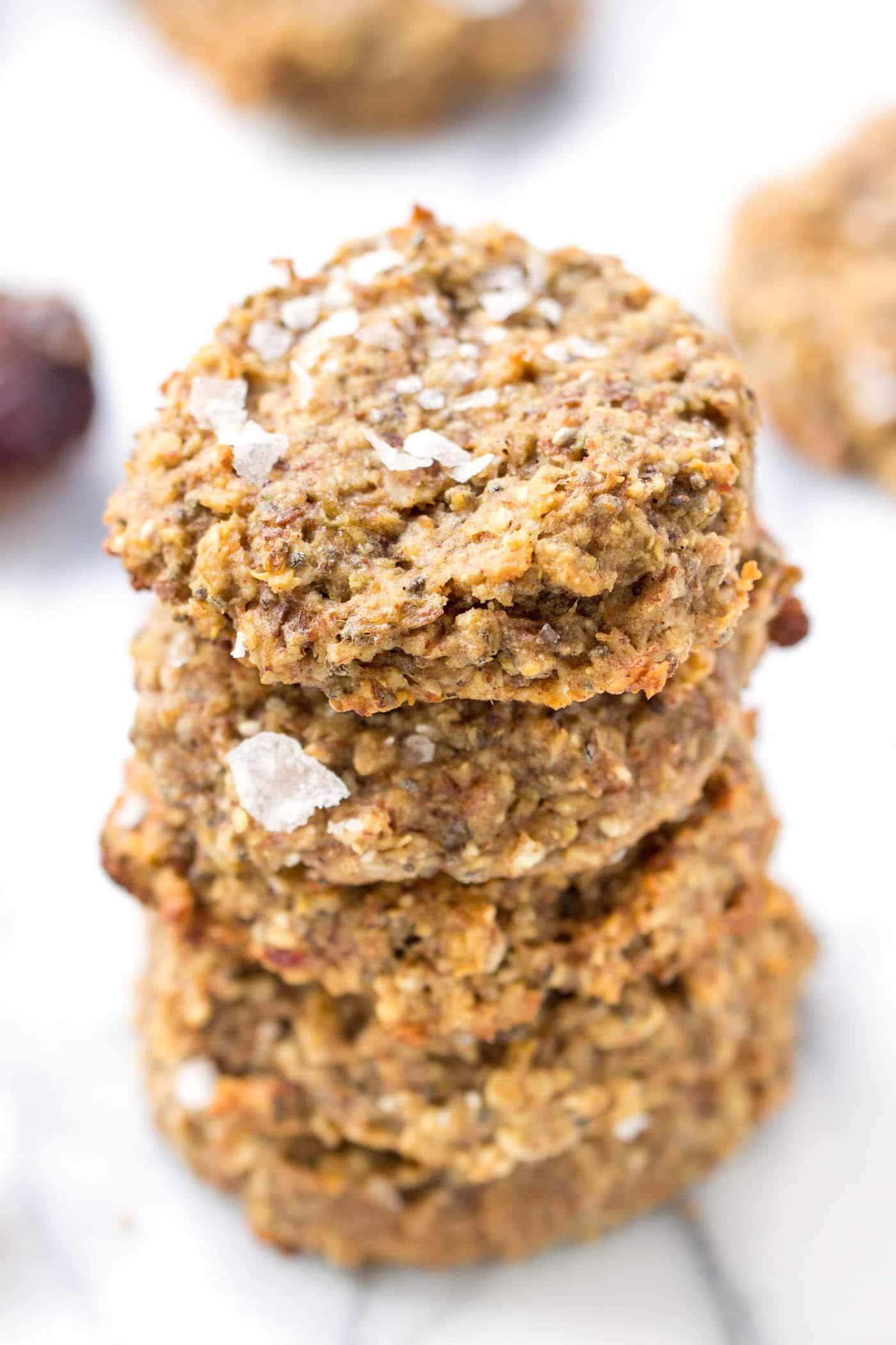 Sea Salt Date Quinoa Breakfast Cookies Simply Quinoa Recipe Breakfast Cookies Quinoa Breakfast Breakfast Cookies Healthy