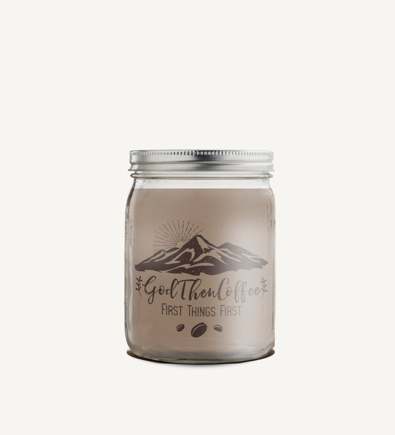 Coffee Scented Soy Candle   Coffee candle, Scented soy ...