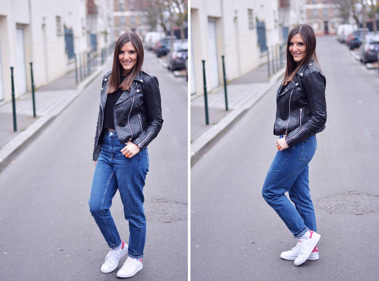 look style annee 80