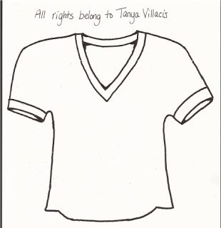 Football Jersey To Color Kids Crafts Pinterest Football Coloring Pages Football Crafts Football Jerseys
