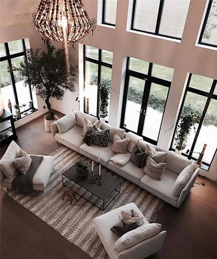 Photo of 65+ Modern And Comfortable Living Room Decoration Ideas You Must Try – Women Fashion Lifestyle Blog Shinecoco.com