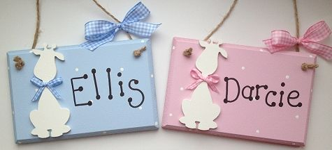 New baby gifts name plaques wall hangers keepsakes clever new baby gifts name plaques wall hangers keepsakes negle Choice Image