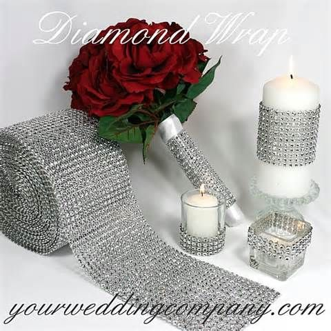 Image detail for -My bling cake stand : wedding bling cake cake stand diy reception ...