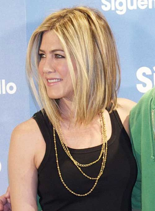 6 Jennifer Aniston Long Bob Cut Hairy Styles Pinterest Hair