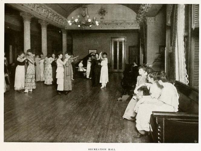girls school Preparatory school