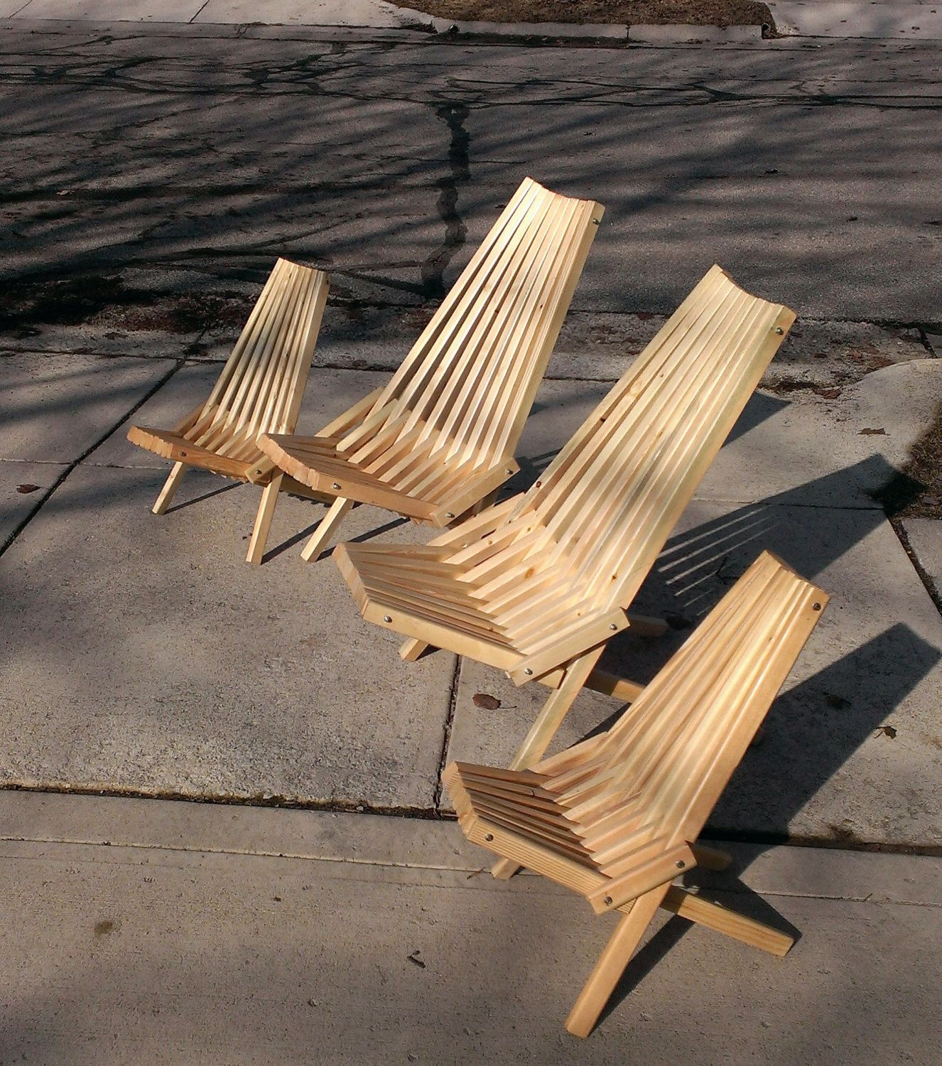 Outdoor Chairs With Style   Kentucky Stick Chairs   Free Shipping By  TheReclaimedPeddler On Etsy Https