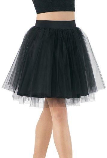 ba6da6e8e6 High Waist Ballerina Skirt | Nightingale | Skirts, Dance wear, Dance ...