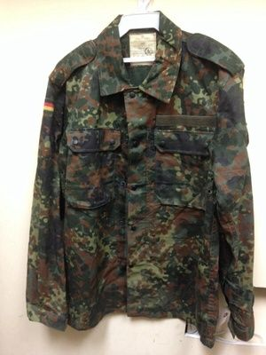 German camo jacket - large -  17 - https   offerupnow.com  d9ce430cfb9f