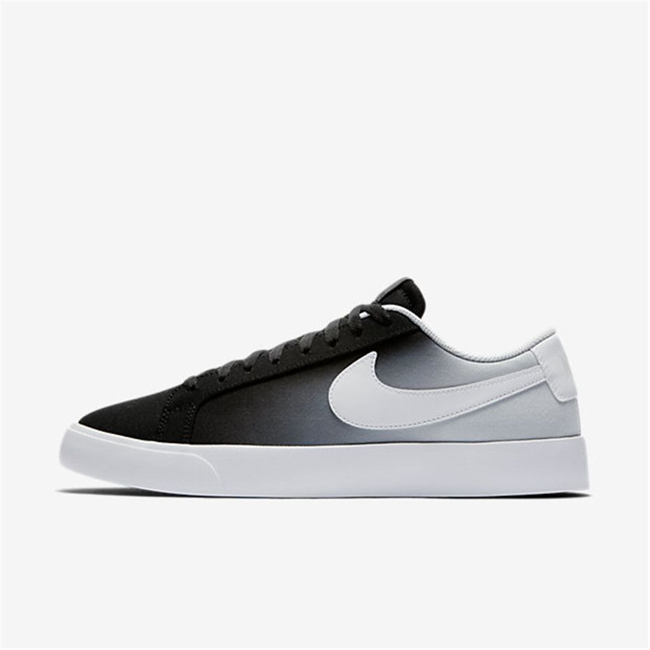 Nike SB Blazer Vapor Textile Men's Skateboarding Shoes Black/Pure Platinum/White