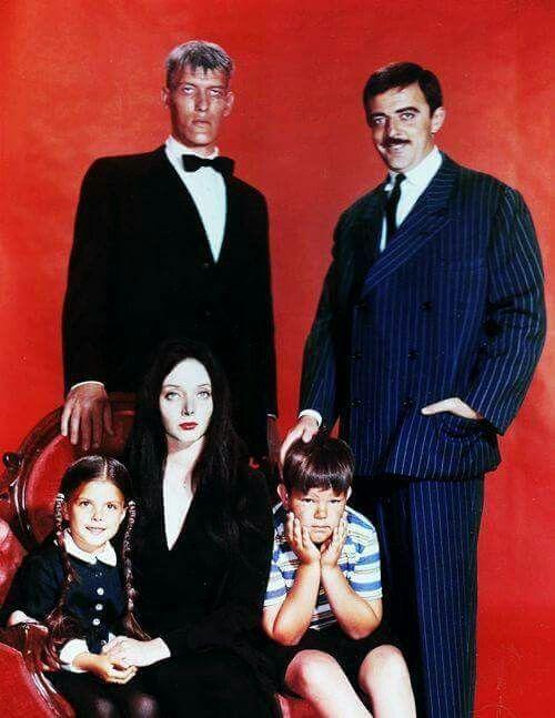 La Familia Adams.® | Personajes | Pinterest | La familia y Familias