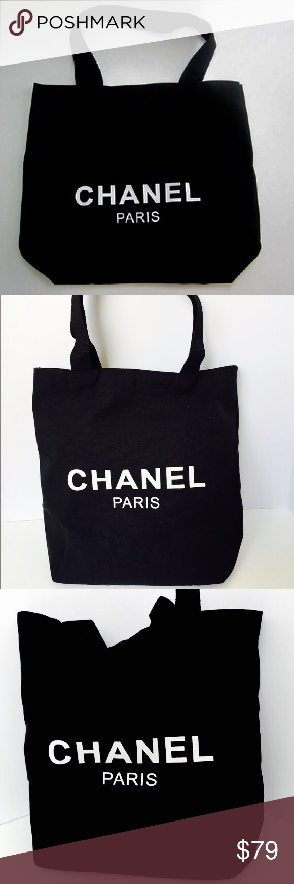 a6c1ab586a4c Chanel Fabric Tote VIP Gift NEW. Chanel VIP gift. Material: fabric. NO  TRADES. CHANEL Bags Totes