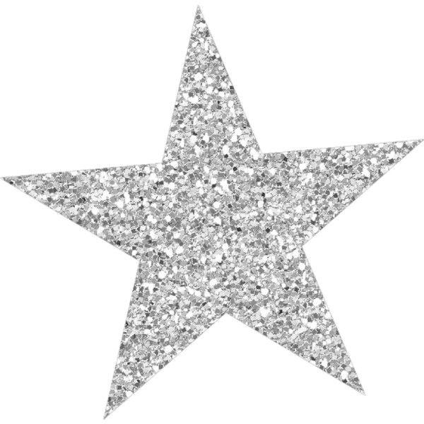 Image result for silver sparkling star
