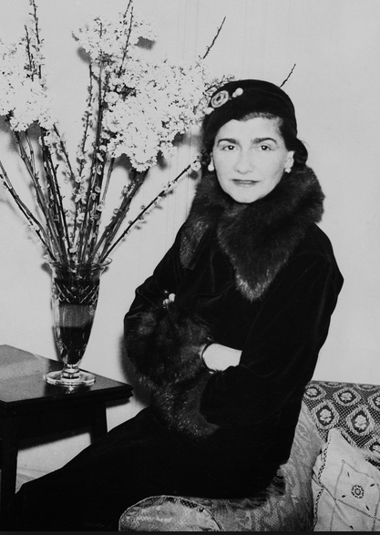 "Coco Chanel ""I am not young but I feel young. The day I feel old, I will go to bed and stay there. J'aime la vie! I feel that to live is a wonderful thing."""