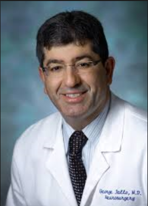 George Jallo, MD Division of Pediatric Neurosurgery Johns Hopkins