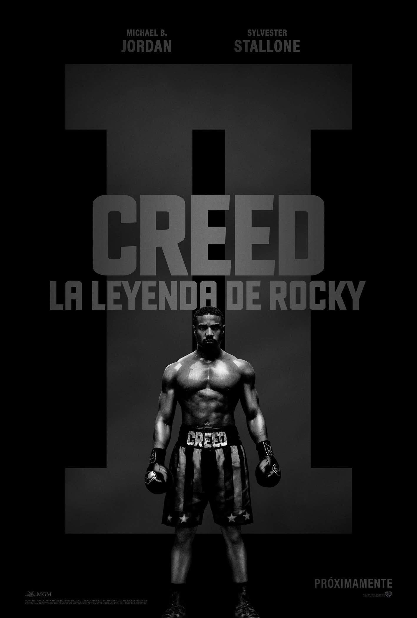 Creed Ii La Leyenda De Rocky Peliculas En Español Peliculas Completas En Castellano Ver Peliculas Completas