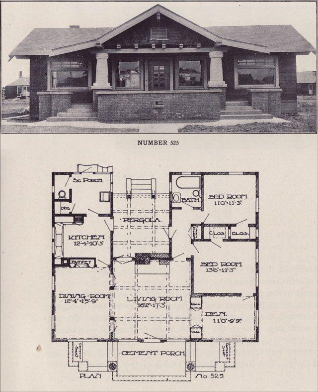 1912 LA Investment Co. - Plan 525. Description reads: Most ...