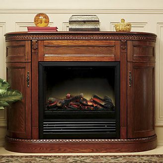 Signature Electric Fireplace House Hold Pretties