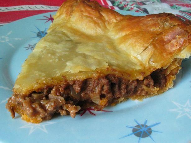Medieval Meat Pie