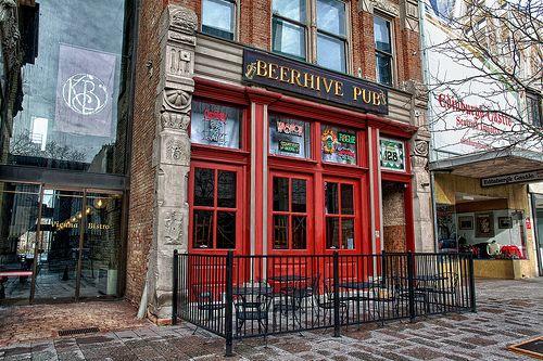 Beerhive pub salt lake city