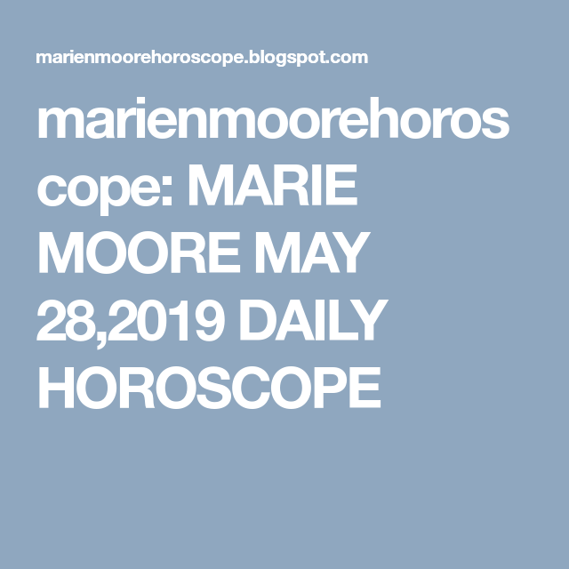 pisces december 28 2019 weekly horoscope by marie moore