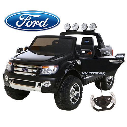 Ford Toys For Boys : Special edition black official ford ranger v ride on
