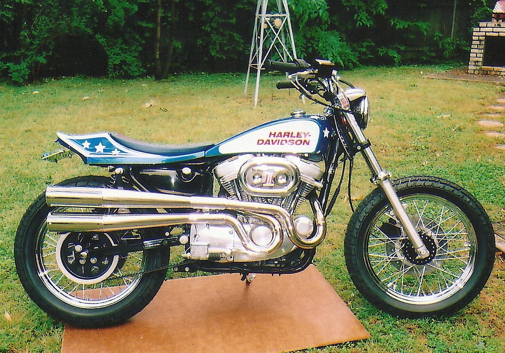Chris\'s Evel Dream ~ Phil Little Racing ~ Vintage Racing Motorcycle ...
