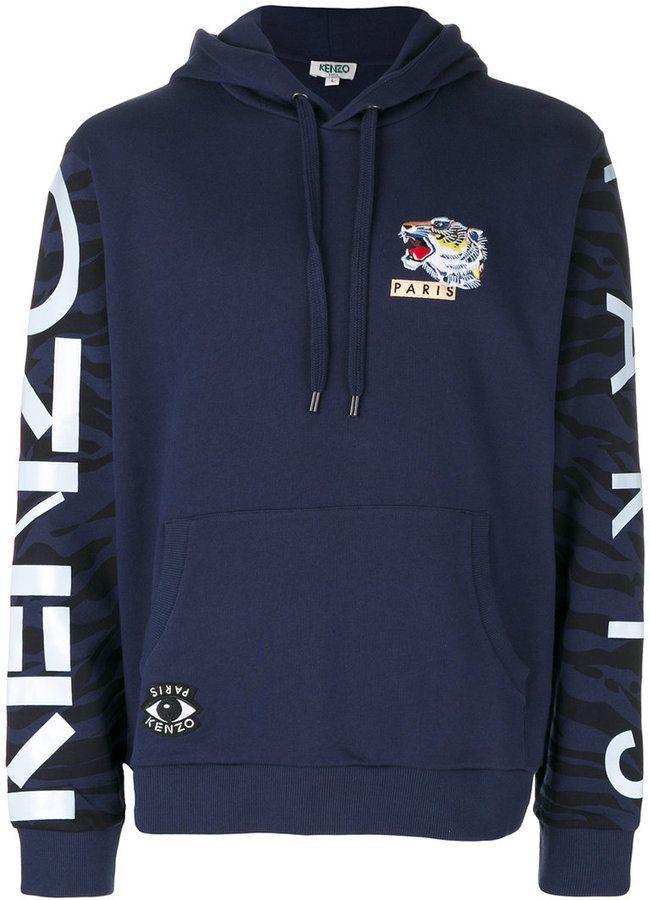 d874074e Kenzo Vintage Tiger hoodie | Products | Tiger hoodie, Sweatshirts, Kenzo