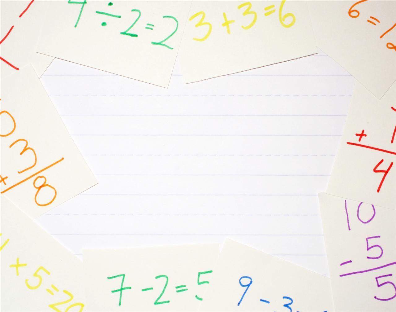 Background Pictures For Maths Ppt Presentation Bedwalls