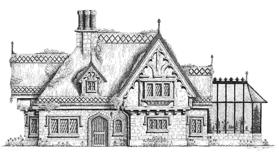 Storybook Cottage House Plans house plans. | cottage | pinterest | english cottage style
