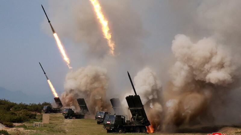 Son Bir Necə Saat ərzində Fələstindən Israil ərazisinə Azi 20 Raket Atilib Publika Az Xarici Kiv Lərə Istinadən Xəbər North Korea Korean Military North Korean