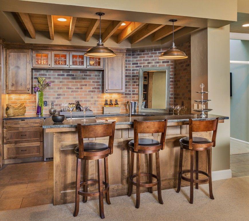 100u0027s Of Incredible Home Bar Designs (Photo Gallery