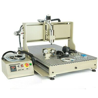 Best Sponsored Ebay 1 5Kw 6090 Usb 4Axis Cnc Router Engraver 400 x 300