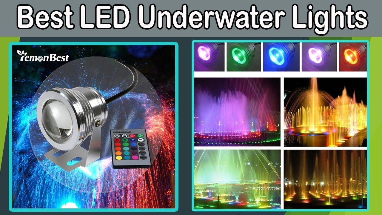 Best Led Underwater Lights Buy In 2018 Color Changing Circuit